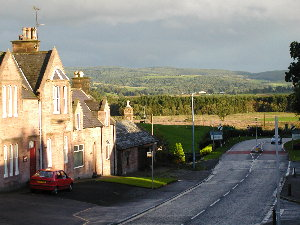View south Holiday cottage, Thornhill, Dumfriesshire